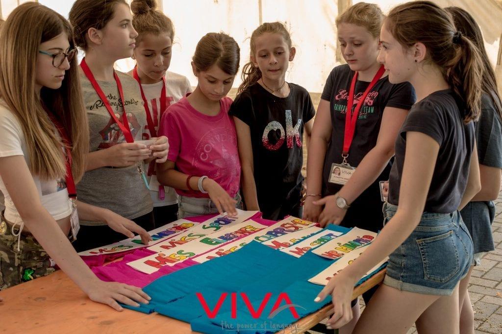 VIVA English College Camp Como Fondazione Minoprio