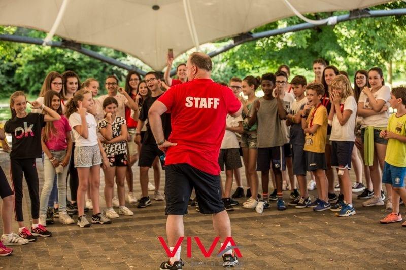 VIVA summer camp