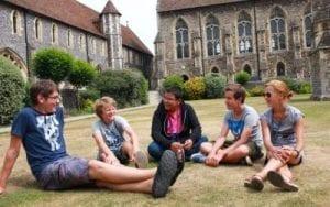 Canterbury-viaggio-studio-college-viva