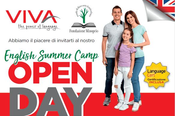 Summer Camp Inglese | Vacanza studio Ingese | VIVA