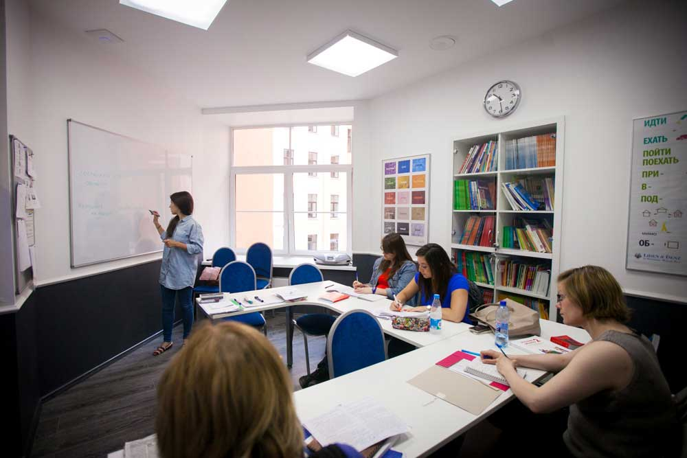 insegnanti vacanza studio VIVA