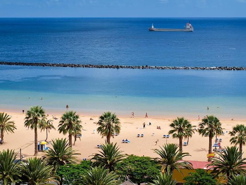 spiaggia vacanza VIVA