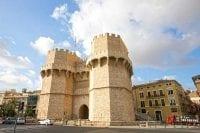 vacanza studio spagna castello VIVA