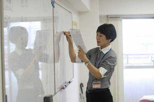 insegnanti vacanza studio tokyo VIVA