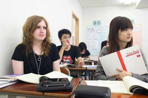 studentesse tokyo VIVA