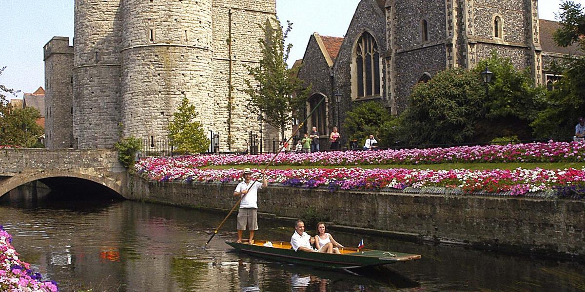 Canterbury soggiorno linguistico viva