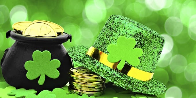 simboli irlandesi viva