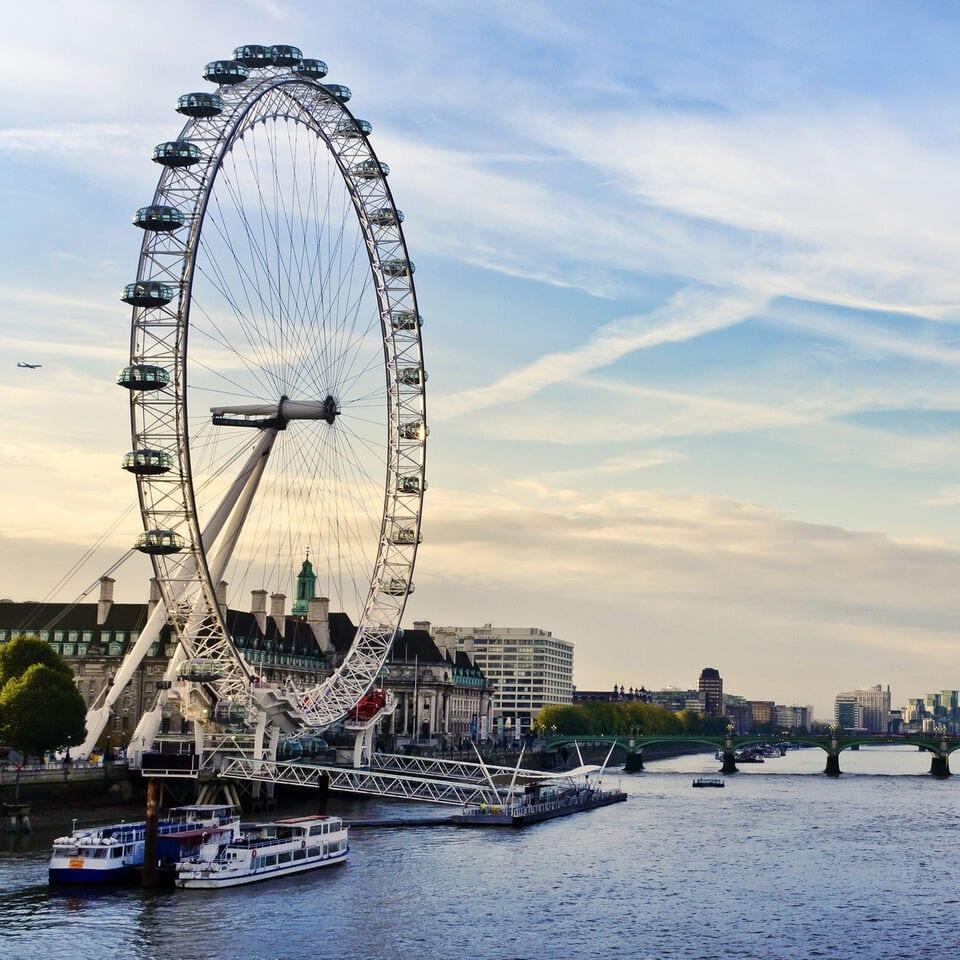 London eye VIVA