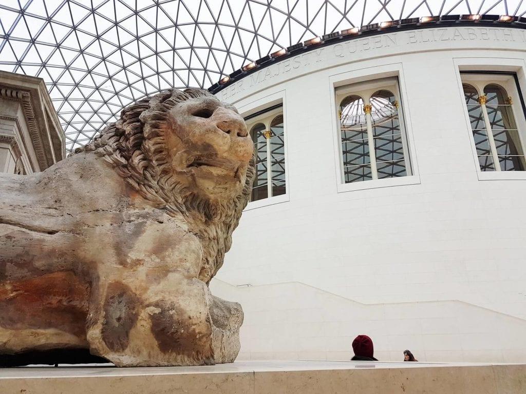 British Museum viaggio studio a Londra VIVA