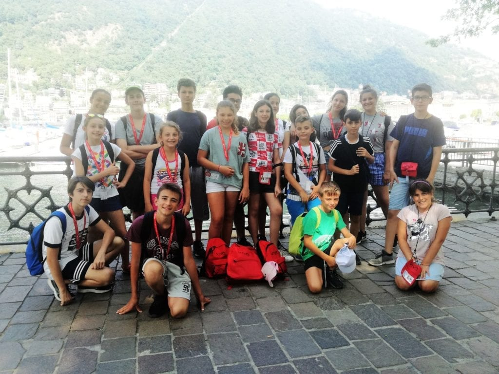 English College Camp 2019 gita VIVA