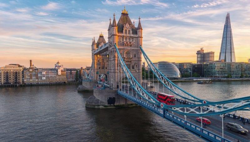 viaggio studio a Londra VIVA