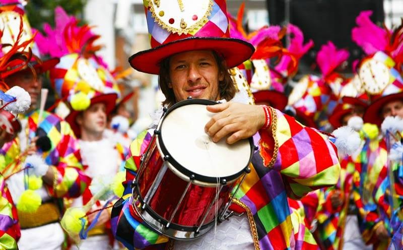 Notting Hill carnival VIVA