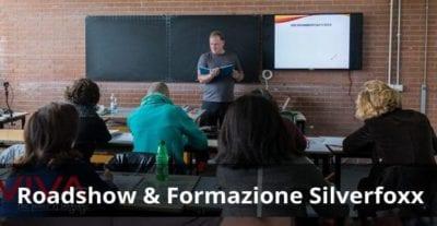 formazione docenti silverfoxx viva