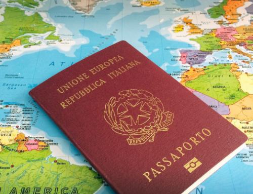 Guida per la richiesta del passaporto per minorenni.